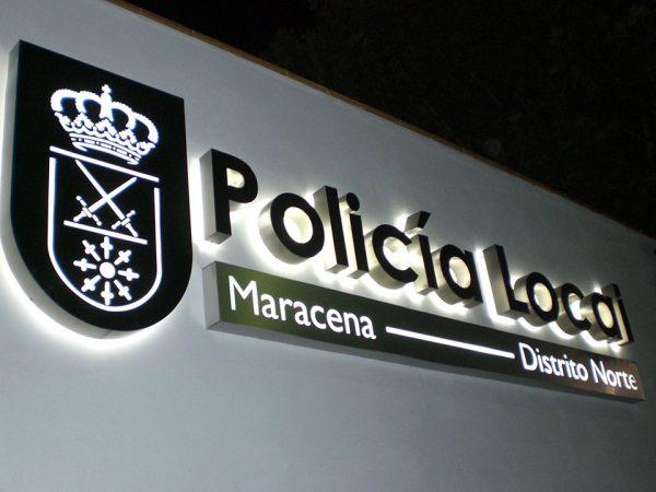 Policia local Maracena
