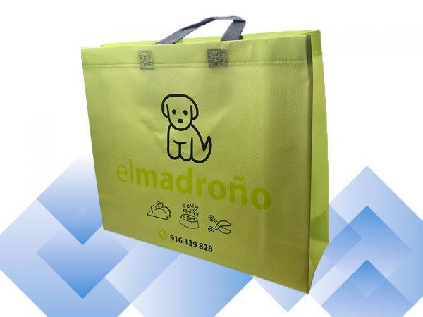 Bolsa de tela Granada personalizada
