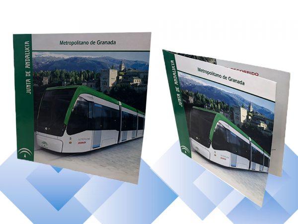 Impresión de revistas Granada metro