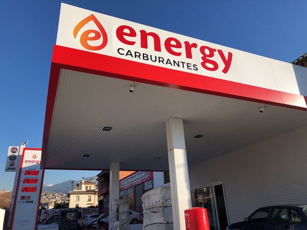 Gasolinera Energy