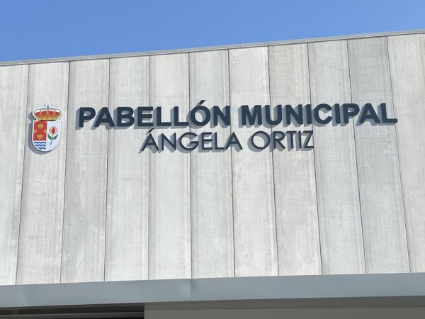 Pabellón Municipal Ángela Ortiz Belicena